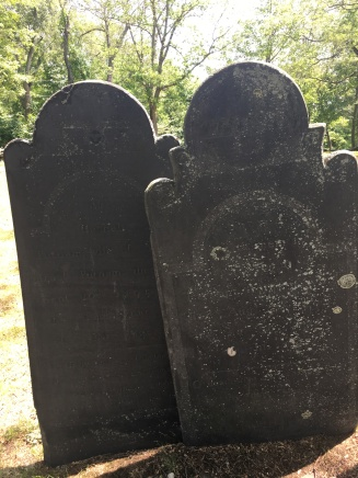 Grave Yard Headstones