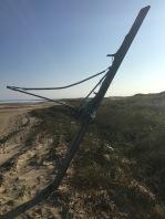 Fallen Mast