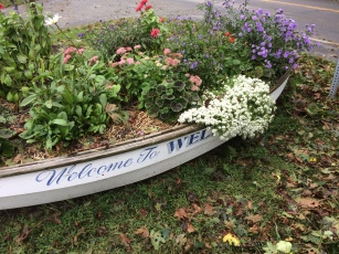 Wellfleet Welcome Boat
